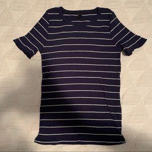 Jcrew sparkle t-shirt
